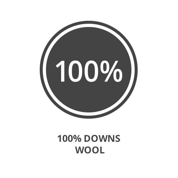 Aumore Wool 100% Downs Wool