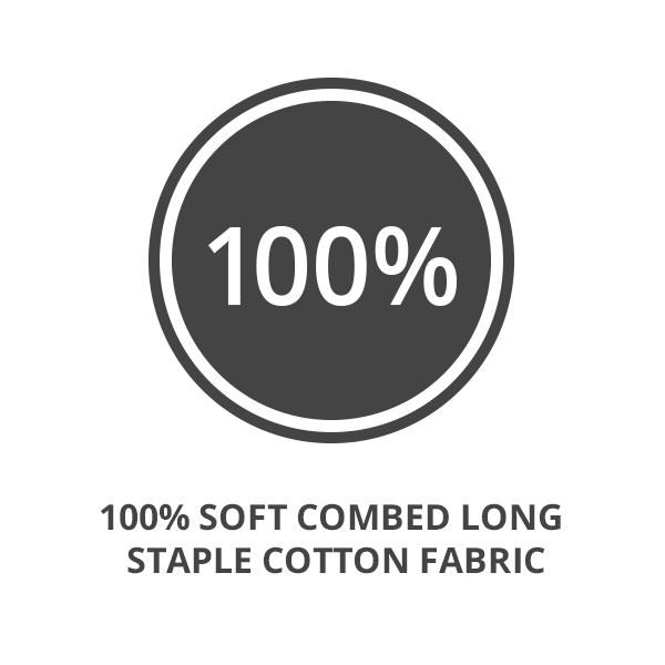 Aumore Wool 100% Soft Combed Long Staple Cotton Fabric